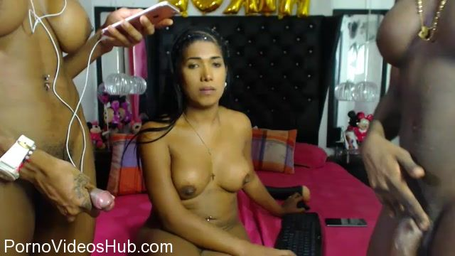 Watch Online Porn – Shemale Webcams Video for December 06, 2017 – 13 (MP4, SD, 854×480)