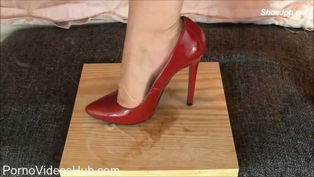 Watch Online Porn – Shiny Shoejobs presents Red Stiletto Ball Pump (MP4, FullHD, 1920×1080)