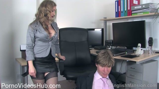 Watch Online Porn – The English Mansion presents Mistress T in Office Bitch Boy (MP4, HD, 1280×720)