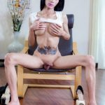 Ladyboy-ladyboy presents Sky in Sky Is Hot And Beautiful