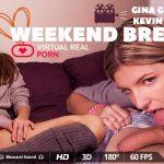 Virtualrealporn presents Gina Gerson in Weekend Break – 04.12.2017