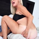 PornMegaLoad – 60PlusMilfs presents Leah LAmour in 64-year-old Leah fucks. Her hubby watches – 07.12.2017