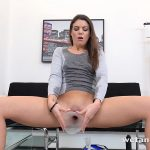 WetAndPissy presents Vany Ully in Office Piss Play – 26.12.2017