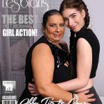 Mature.nl presents Abby Tits (EU) (52), Leona (18) in Old and young lesbians having great fun with eachother – 17.01.2018