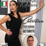 Mature.nl presents Caterina (40) in Italian housewife Caterina fucking and sucking – 31.01.2018