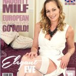 Mature.nl presents Elegant Eve (EU) (42) in British MILF Elegant Eve loves playing with herself – 26.01.2018