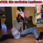 Mydirtyhobby presents Daynia – SnapFICK – Die verfickte Laufhaus-App – SnapFick: The fucking Laufhaus app!