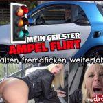 Mydirtyhobby presents Lara-CumKitten – Mein geilster Ampel Flirt – Anhalten Fremdficken Weiterfahren – My horny AMPEL FLIRT To keep sth