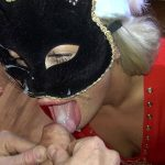 ManyVids Webcams Video presents Girl Unknown Tiny Dutch 2 in XMas Kitten