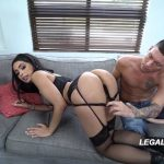 LegalPorno presents Aaliyah Hadid is a BEAST..1st ever DP! Took it like a Fucking pro MUST WATCH AA005 – 29.01.2018
