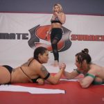 UltimateSurrender presents Muscle Babes: Brandi Mae vs Jasmeen LeFleur – 03.01.2018