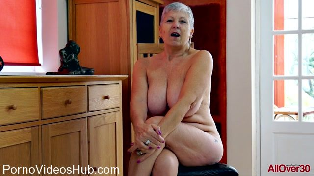 Watch Online Porn – Allover30 presents Savana 59 years old Interview – 23.01.2018 (MP4, FullHD, 1920×1080)