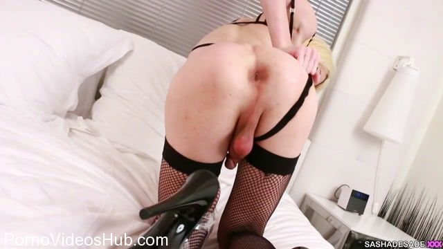 Watch Online Porn – Bobstgirls presents Sasha de Sade Verbal Masturbation – 13.01.2018 (MP4, HD, 1280×720)