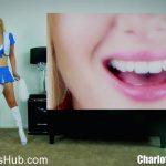 Charlotte Stokely in Sissy Cheer