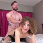 Groobygirls presents Lily Demure & Mike Panic Fuck Hard! – 18.01.2018