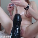 ManyVids presents Milly17 in custom manolith part 2