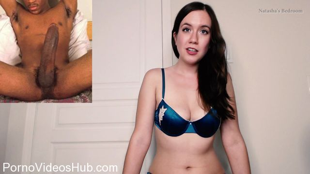 Watch Online Porn – Natashas Bedroom in Big Black Cock Brainwash (MP4, FullHD, 1920×1080)