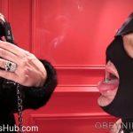 Obeynikita presents Mistress Nikita in Piggy Eats My Butt
