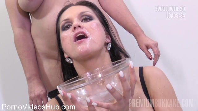 Watch Online Porn – PremiumBukkake presents Barbara Bieber #1 Best Scenes (MP4, FullHD, 1920×1080)
