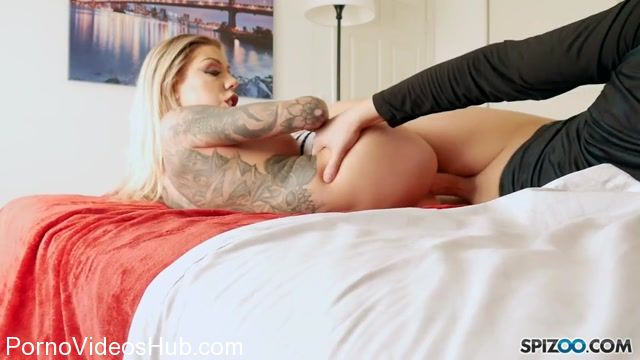 Watch Online Porn – Spizoo presents Karma RX Damn Stepbrother – 31.12.2017. (MP4, SD, 854×480)