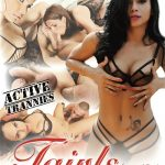 TGirls Experience 7 (Pink'o Tgirls/ Full Movie)