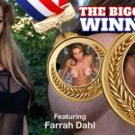 Milfvr presents Farrah Dahl in The Biggest Winner – 04.01.2018