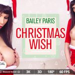Virtualrealtrans presents Bailey Paris in Christmas Wish