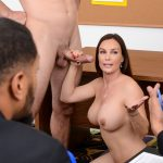 Brazzers – BigTitsAtWork presents Diamond Foxxx in HR Whorientation – 27.01.2018