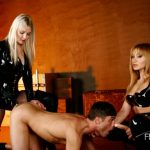 FemdomEmpire presents Lexi Sindel & Lea Lexis in Strap-on Sodomy