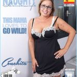 Mature.nl presents Conchita (47) in Spanish housewife Conchita fingering herself – 08.02.2018