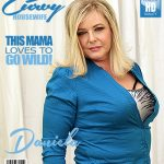 Mature.nl presents Daniela (45) in curvy housewife Daniela playing with herself – 20.02.2018