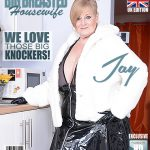 Mature.nl presents Jay (EU) (54) in big beautiful housewife Jay showing off her big tits – 26.02.2018