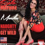 Mature.nl presents Monika J. (47) in American housewife Monika playing with herself – 26.02.2018
