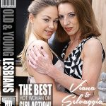 Mature.nl presents Selvaggia (19), Viana (56) in Hot babe having fun with a naughty mature lesbian – 16.02.2018