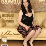 Mature.nl presents Valentina K. (40) in naughty housewife Valentina doing her toyboy – 27.02.2018