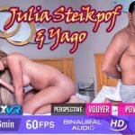 Transexvr presents Julia Steikpof & Yago – 19.02.2018