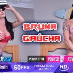 Transexvr presents Naughty Bruna Gaucha – 12.02.2018