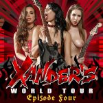 Brazzers – ZZSeries presents Abigail Mac & Gina Valentina & Lena Paul in Xanders World Tour – Ep.4 – 28.02.2018