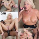 DFBnetwork presents Inez – Cum Swallowing After Black Cock Anal Sex