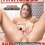 Anal Destruction 3 – Adriana Chechik, Cherry Kiss, Dana DeArmond, Erik Everhard, James Deen, Markus Dupree, Sarah Banks(2018/Full Movie)