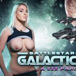 Vrcosplayx presents Victoria Summers in Battlestar Galactica A XXX Parody – 23.02.2018