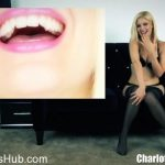 Charlotte Stokely in Erotic Cum Shaming Session