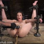 DeviceBondage presents Petite Babe Casey Calvert Humiliated with Anal and Brutal Foot Torment – 22.02.2018