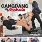 Gangbang My Asshole – Kimber Delice, Kristall Rush, Lea Lexis, Victoria Daniels (2018/Full Movie)