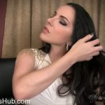 Goddess Alexandra Snow in Extended Cum Countdown