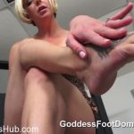 Goddess Brianna in Custom Video Session Alex