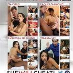 (Latina Interracial Cuckold 2/Full Movie/2018) – Esperanza Del Horno, Prince Yahshua, Raquel Diamond, Tia Cyrus, Vanessa Sky, Zander