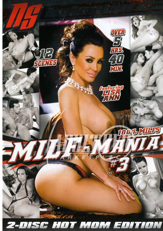 April Blossom, Austin Kincaid, Briana Beach, Holly West, Jazella Moore., Lisa Ann, Misty Vonage, Morgan Reigns – MILF Mania 3 (Full Movie/New Sensations)