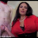 Mistress Ezada Sinn in Suck A Real Cock If You Dont Have One In Your Pants!