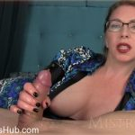 Mistress T in Fetish Fuckery – Barely Touched Finger Job